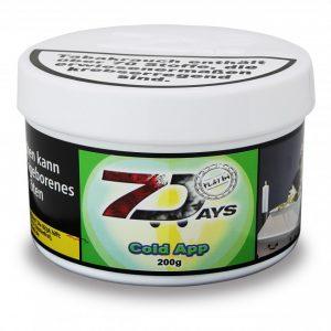 T-0047 7Days Platin Cold App 200g
