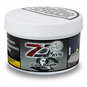 T-0050 7Days Platin Cold Death 200g
