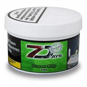 T-0056 7Days Platin Green Slip 200g