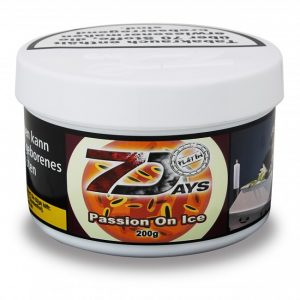 T-0202 7Days Platin Passion on the Ice 200g
